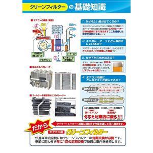 PMC(パシフィック工業) エアコンフィルタ- クリーンフィルターEB(イフェクトブルー)EB-305|nano1