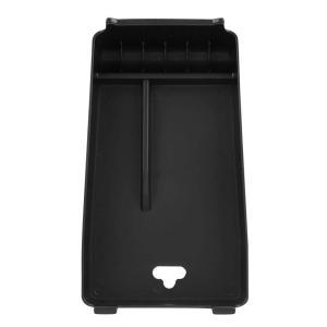 Aramox カーグローブ収納ボックス、収納グローブボックスコンテナセンターコンソールトレイ アームレストボックス マセラティレバンテ17-|nano1