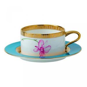 食器 ウエッジウッド Wedgwood Orchid Tea Saucer