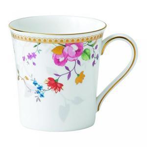 食器 ウエッジウッド Wedgwood Rose Gold Mug, Multicolor