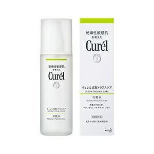 キュレル 皮脂トラブルケア 化粧水 150ml|nanohanadrg