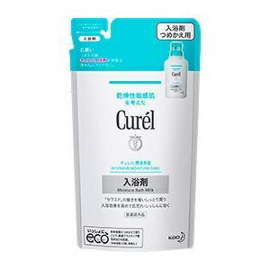 キュレル 入浴剤 [つめかえ用]360ml|nanohanadrg