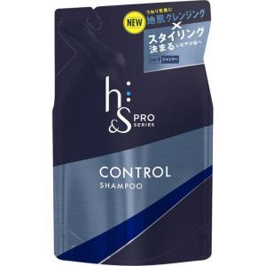 h&s PRO Series コントロール シャンプー つめかえ用 300mL