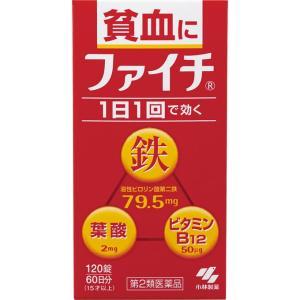 【第2類医薬品】ファイチ 120錠|nanohanadrg