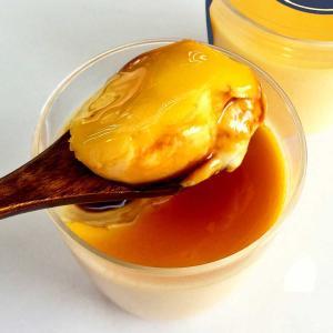 正統派ハンドメイド極上濃厚プリン 美味しい菜の花たまごの舞プリンプレーン 6個|nanohanaegg-kokko