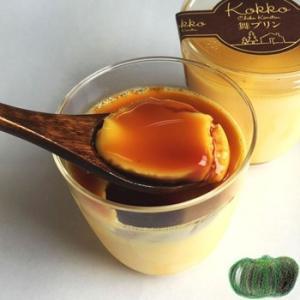 正統派ハンドメイド濃厚プリン 美味しい菜の花たまごの舞プリン かぼちゃセット6個|nanohanaegg-kokko