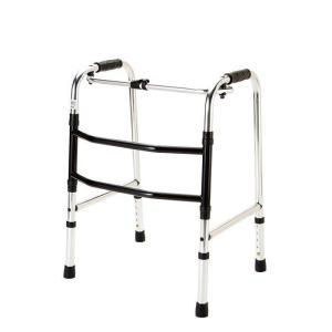 歩行器 歩行車  高齢者 軽量 折りたたみ 重さ2.6kg HK-200 交互型|nanohanakaigo