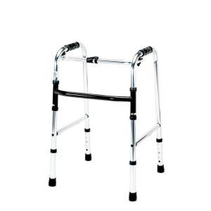 歩行器 歩行車  高齢者 軽量 折りたたみ   ミニタイプ   重さ2.1kg HKM-100 固定型|nanohanakaigo