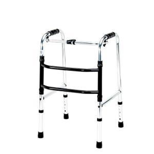 歩行器 歩行車  高齢者 軽量 折りたたみ  ミニタイプ   重さ2.5kg HKM-200 交互型|nanohanakaigo