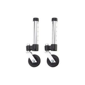 キャスター  歩行器用 前脚用 自在キャスター 軽量  固定型歩行器用キャスター  PHK-2|nanohanakaigo