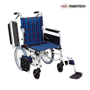 車椅子  折りたたみ 介助式 背折れ 多機能車いす KS70