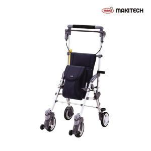 シルバーカー コンパクト おしゃれ カバー 軽量 キャリースルーンN ブラウン CS-10BR   ギフト|nanohanakaigo