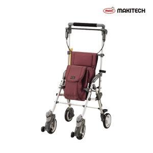 シルバーカー  コンパクト おしゃれ カバー 軽量 キャリースルーンN ピンク CS-10PK  ギフト |nanohanakaigo