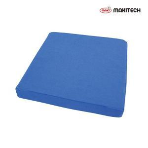 車椅子用クッション  低反発 クッション 車いす用 洗える カバー RRM-40BL