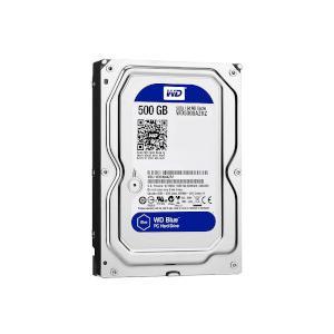 WESTERN DIGITAL WD5000AZRZ-RT WD 3.5インチ内蔵HDD WD Blue 500GB 5400rpm 目安在庫=○