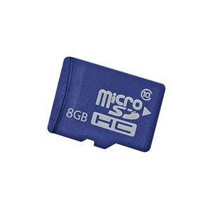 日本ヒューレット・パッカード HP 8GB microSD フラッシュメディア 目安在庫=△