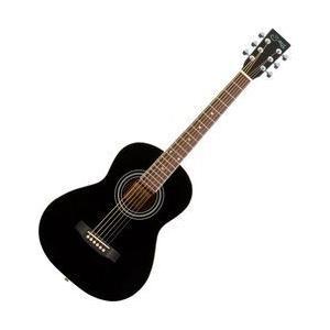 S.yairi エスヤイリ アコースティックギター YM-17/BK ソフトケース付 取り寄せ商品|nanos