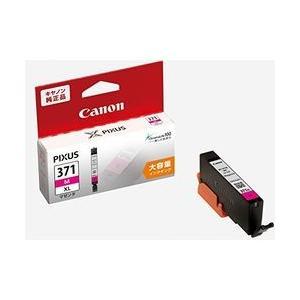 Canon キャノン BCI-371XLM インクタンク マゼンタ(大容量) 目安在庫=○