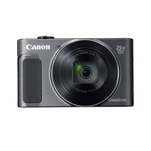 Canon キャノン デジタルカメラ PowerShot SX620 HS (BKD) PSSX620HS(BK) 取り寄せ商品|nanos