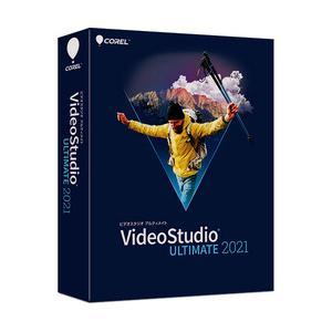 コーレル VideoStudio Ultimate 2021 特別版(対応OS:WIN) 目安在庫=△ nanos