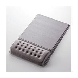 エレコム COMFY マウスパッド (軽快) グレー MP-096GY メーカー在庫品