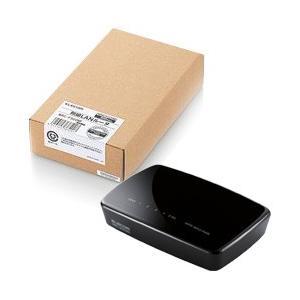 エレコム 無線LANルーター親機/ 300Mbps/ フラストレーションフリーパッケージ WRC-F300NF メーカー在庫品