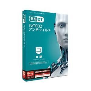 ESET ESET NOD32アンチウイルス 5年1ライセンス 更新(対応OS:WIN&MAC) 目安在庫=△ nanos