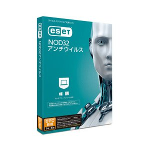 ESET ESET NOD32アンチウイルス 5PC(対応OS:WIN&MAC) 目安在庫=△ nanos