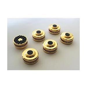 オーディオテクニカ AT6099 ハイブリッドインシュレーター(6個1組) 目安在庫=○