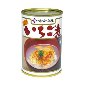 加久の屋 青森の味!ウニとアワビを使用した潮汁 元祖 いちご煮 415g【1個】 目安在庫=○|nanos