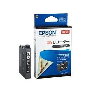 EPSON (エプソン) RDH-BK-L インクカートリッジ(ブラック増量) 目安在庫=○