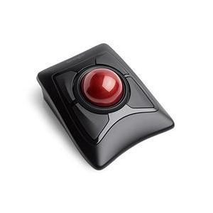 【スクロールリング搭載のワイヤレストラックボール。Bluetooth 4.0 LE、2.4GHz U...