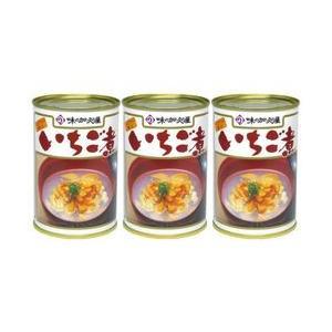 加久の屋 青森の味!ウニとアワビを使用した潮汁 元祖 いちご煮 415g【3個】 目安在庫=○|nanos