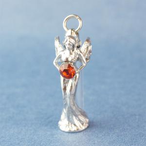 天使の小瓶 祈り(インディアンレッド) naomifactory
