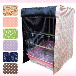 おやすみカバー オーダーメイド ケージ(横+奥行+高さ)合計寸法150〜159.9cm