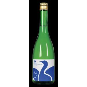 純米酒ちよ/千代酒造株式会社/720ml/奈良県産露葉風100%台使用/純米酒|nara-izumiya