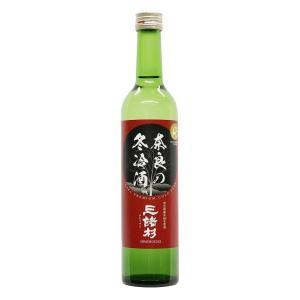 奈良の冬冷酒(三諸杉)純米吟醸 辛口/奈良県産ひのひかり100%/今西酒造/日本酒/清酒/500ml|nara-izumiya