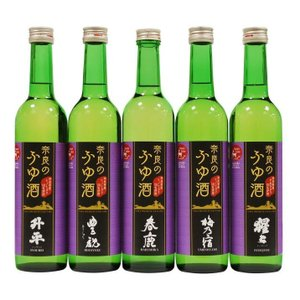 奈良の冬冷酒【名門酒蔵6種】飲み比べセット 500ml×6本|nara-izumiya