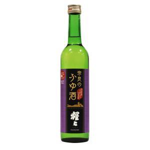奈良の冬冷酒(猩々)純米吟醸酒/奈良県産下市町産ひのひかり/八木酒造/日本酒/清酒/500m|nara-izumiya