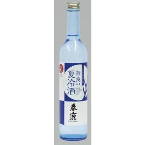 奈良の夏冷酒(春鹿)純米吟醸酒/山田錦/今西清兵衛商店/清酒/500ml|nara-izumiya