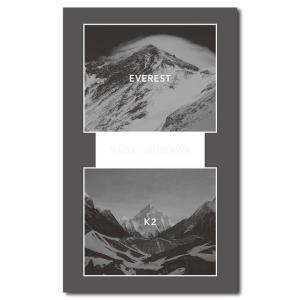 BIG BOOK EVEREST/K2 石川直樹|nara-tsutayabooks