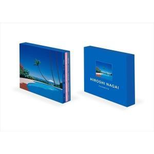 永井博『FAVORITE』3冊セット 限定BOX|nara-tsutayabooks