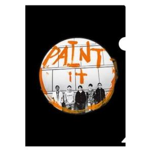 〈PAiNT IT O〉クリアファイル【3種】※12月上旬発送予定 nara-tsutayabooks