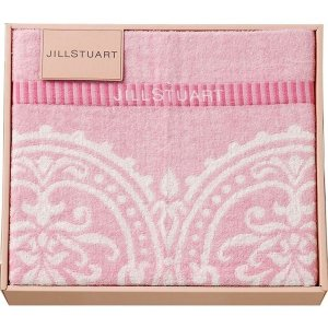 【45%OFF】ジルスチュアート 「JILLSTUART」 タオルケット 2247-00013 ピンク|naragift-ys