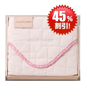 【45%OFF】ジルスチュアート パイル敷きパット 「JILLSTUART」  2247-00054 ピンク|naragift-ys