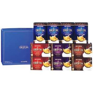 キーコーヒー ドリップオン・レギュラーコーヒーギフトCAG-50N|naragift-ys