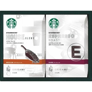 スターバックス オリガミ パーソナルドリップコーヒーギフトSB-15S|naragift-ys