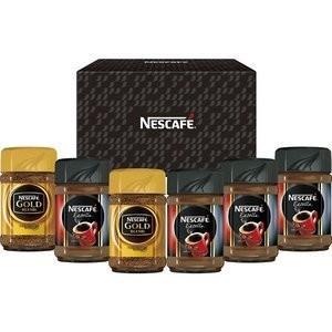 ネスカフェレギュラーソリュブルコーヒーギフト N30-E ネスレコーヒーギフトセット|naragift-ys
