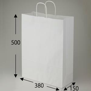 紙袋白無地特大 (ギフト商品をお買い上げのお客様のみ販売)|naragift-ys