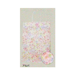 紙袋アルバ大サイズ(Pスムース2才) (ギフト商品をお買い上げのお客様のみ販売)|naragift-ys